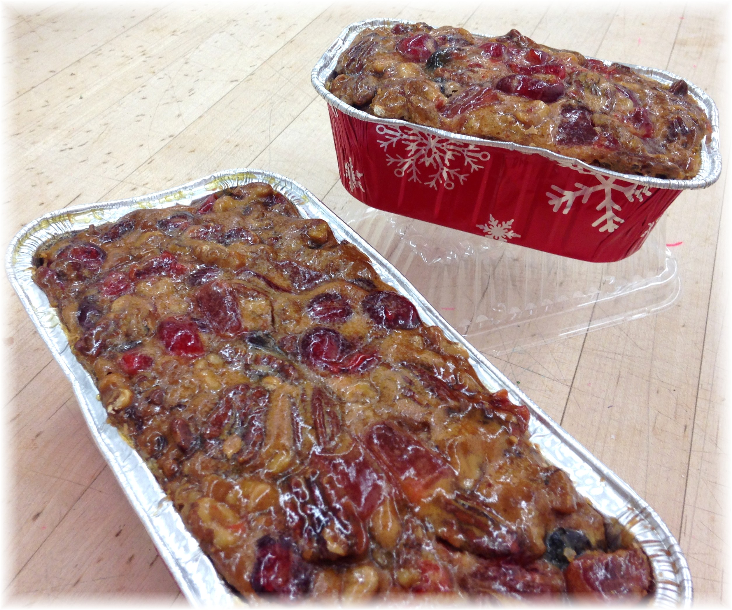 Fruitcake classic bakery for Classic bake house