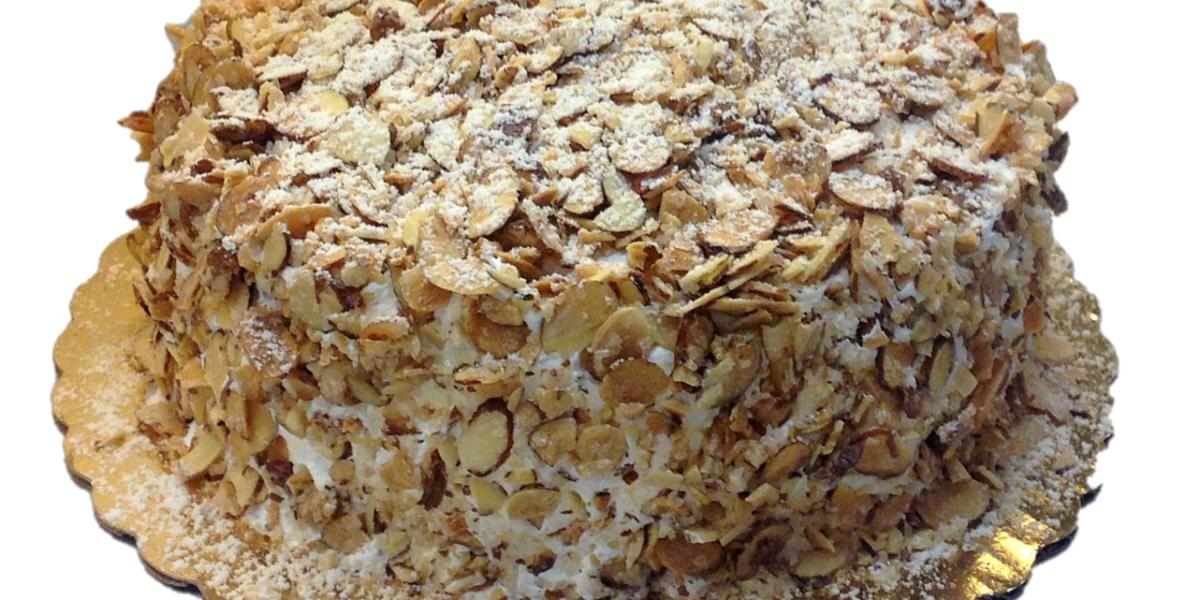 Almond Torte Cake